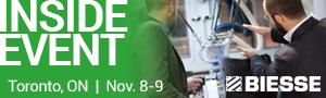 Biesse Nov 2018 Toronto Event