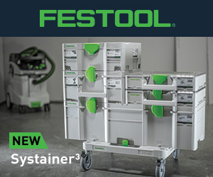 FESTOOL Feb 2021 SYSTAINER Right Banner