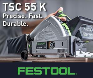 FESTOOL TSC 55K Banner