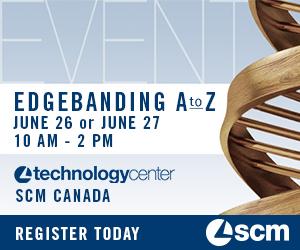 SCM Edgebanding Seminar June 18